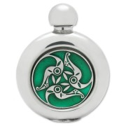 celtic crafts - flask