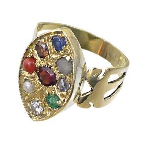 anello navaratna