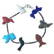 braccialetto con animaletti