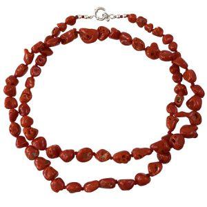gioielli corallo rosso