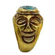 anello etnico oro